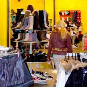 Магазины одежды и обуви Зимовников
