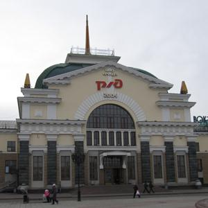 Железнодорожные вокзалы Зимовников
